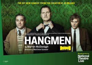 NT Live - Hangmen - Listings image - small - UK