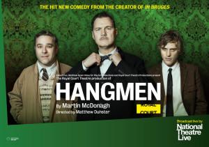 NT Live - Hangmen - Listings image - small - UK