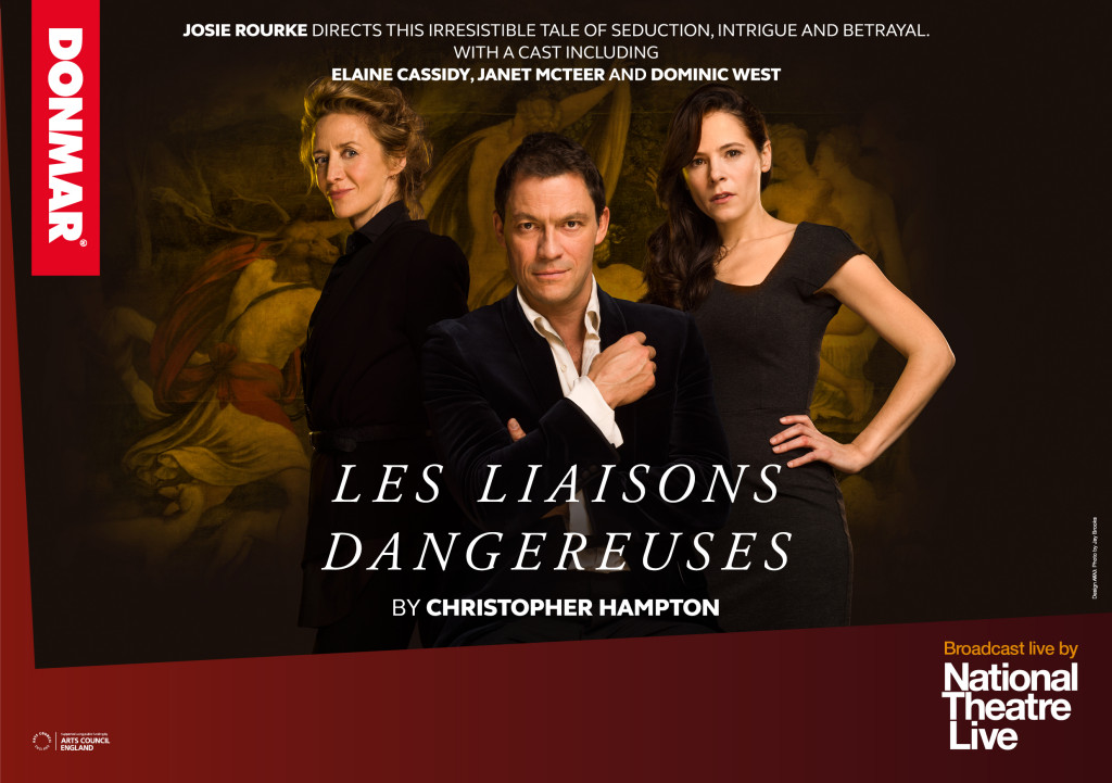 New NT Live - Les Liaisons Dangereuses - UK listings image - Landscape