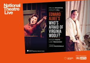 UK NT Live Who's Afraid of Virginia Woolf Landscape listings image