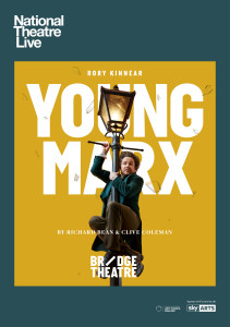 NTLive Young Marx Portrait UK