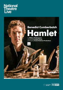 NT Live Hamlet Encore Listings Image Portrait UK