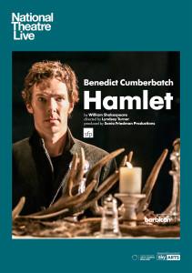NT Live Hamlet Encore Listings Image Portrait UK
