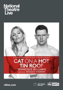 NT Live Cat on a Hot Tin Roof Listings Image Portrait UK