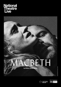 NT Live - Macbeth Listings Image Portrait UK